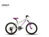 GHOST Powerkid 20 white/pink/palepink