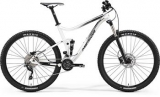 MERIDA ONE-TWENTY 600 Pearl White(Black) 2017