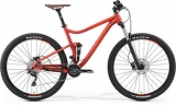 MERIDA ONE-TWENTY 600 Matt Red(Dark Red) 2017