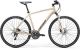 MERIDA  CROSSWAY 500 Matt Titan(White/Black) 2017