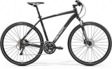 MERIDA CROSSWAY XT EDITION Matt Black(Grey/White) 2017