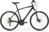 MERIDA CROSSWAY 40-D Matt Black(Red/Grey) 2017