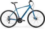 MERIDA  CROSSWAY 40-D Blue(White/Black) 2017