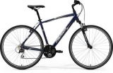MERIDA CROSSWAY 20-V Dark Blue(Silver/White)2017