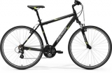 MERIDA CROSSWAY 10-V Matt Black(Green/Grey) 2017