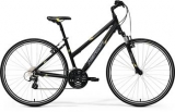 MERIDA  CROSSWAY 15-V-LADY Matt Black(Yellow/Grey)2017