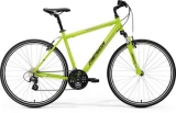 MERIDA CROSSWAY 15-V-LADY Matt Green(Grey/Black)2017