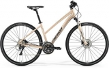 MERIDA  CROSSWAY 500-LADY Matt Titan(White/Black)2017