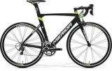 MERIDA REACTO 500 Matt Black/Green(White) 2017