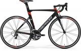 MERIDA REACTO 400 Matt Black/Red(Grey) 2017