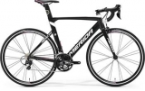 MERIDA  REACTO 400 Matt Met. Black/Wht(T-Replica) 2017
