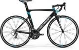 MERIDA  REACTO 300 Matt Black/Blue(Grey) 2017