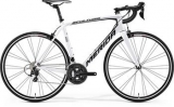 MERIDA SCULTURA 4000 Pearl White(Anthracite/Red) 2017