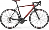 MERIDA  SCULTURA 400 Matt Black/Red 2017