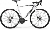 MERIDA  SCULTURA DISC 4000 Pearl White(Anthracite/Red) 2017