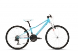 "SUPERIOR Modo XC 24"" gloss ice blue/coral red/white2017"