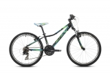 "SUPERIOR XC 24"" Paint black-blue-green 2017"