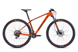 GHOST LECTOR 4.9 LC 2018 orange / black