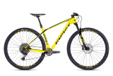 GHOST LECTOR 5.9 LC 2018 yellow / black