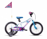 GHOST Powerkid 16 white/blue/pink 2018