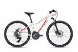 GHOST Lanao Kid Disc 4.4 white/red 2018