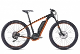 GHOST Hybride Teru B2.7+ Lady black/orange 2018