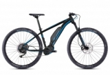 GHOST Hybride Kato S3.9 black/blue 2018