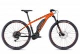 GHOST Hybride Kato S3.9 orange/black 2018