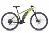 GHOST Hybride Kato S4.9 green/black  2018