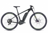 GHOST Hybride Teru B7.9 black/grey/green  2018