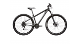 MERIDA BIG.NINE 40-D Matt Black(Grey) 2018