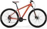 MERIDA  BIG.NINE 40-D Matt Red(Orange/Black) 2018