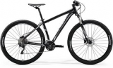 MERIDA  BIG.NINE 80-D Metallic Black(Silver) 2018