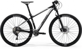 MERIDA  BIG.NINE XT EDITION Matt Black(Silver)2018