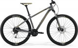 MERIDA  BIG.NINE 100 Matt Grey(Yellow/Dark Grey)2018