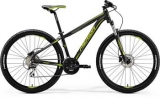 MERIDA  BIG.SEVEN 20-D Matt Black(Green) 2018