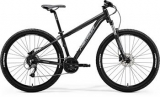 MERIDA  BIG.SEVEN 40-D Matt Black(Grey)2018