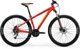 MERIDA BIG.SEVEN 40-D Matt Red(Orange/Black)2018
