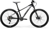 MERIDA  BIG.SEVEN XT EDITION Matt Black(Silver)2018