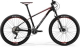 MERIDA BIG.SEVEN 700 Matt Black(Red/Grey)2018