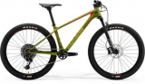 MERIDA BIG.SEVEN 6000 Matt Olive(Signal Red/Lite Brown2018