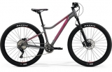 MERIDA  JULIET 7.XT EDITION Matt Grey(Pink)2018