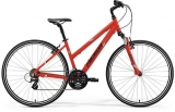 MERIDA CROSSWAY 10-V Lady Matt Red(White/Black)2018