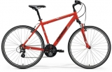 MERIDA CROSSWAY 10-V Matt Red(White/Black)2018