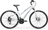 MERIDA CROSSWAY 40-D Lady Pearl White(Silver/Black)2018