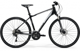 MERIDA CROSSWAY XT-EDITION Matt Black(Shiny Silver)2018