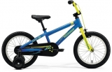 MERIDA MATTS J.16 Matt Blue(Yellow/Sky Blue)2018