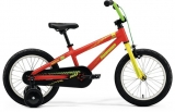 MERIDA    MATTS J.16 Matt Red(Yellow/Green)2018