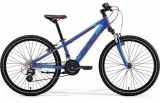 MERIDA  MATTS J.24 Blue(Lite Blue/Red)2018