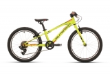 SUPERIOR Racer XC 20 Matte Radioactive Yellow/Black/Red mod.018
